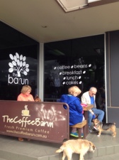 Pet friendly venue The Coffee Barun