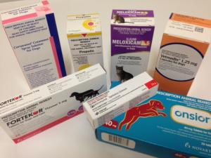 vet prescription medications