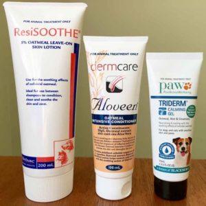 soothing skin creams