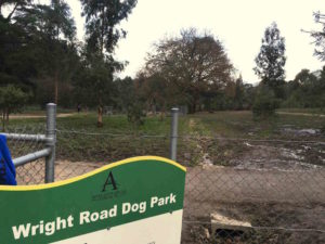 stirling dog park
