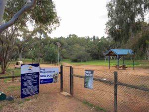 Paddocks dog park
