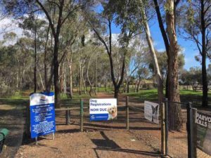 Parafield dog park