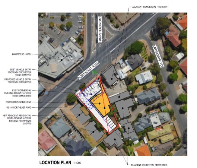 Local area plan