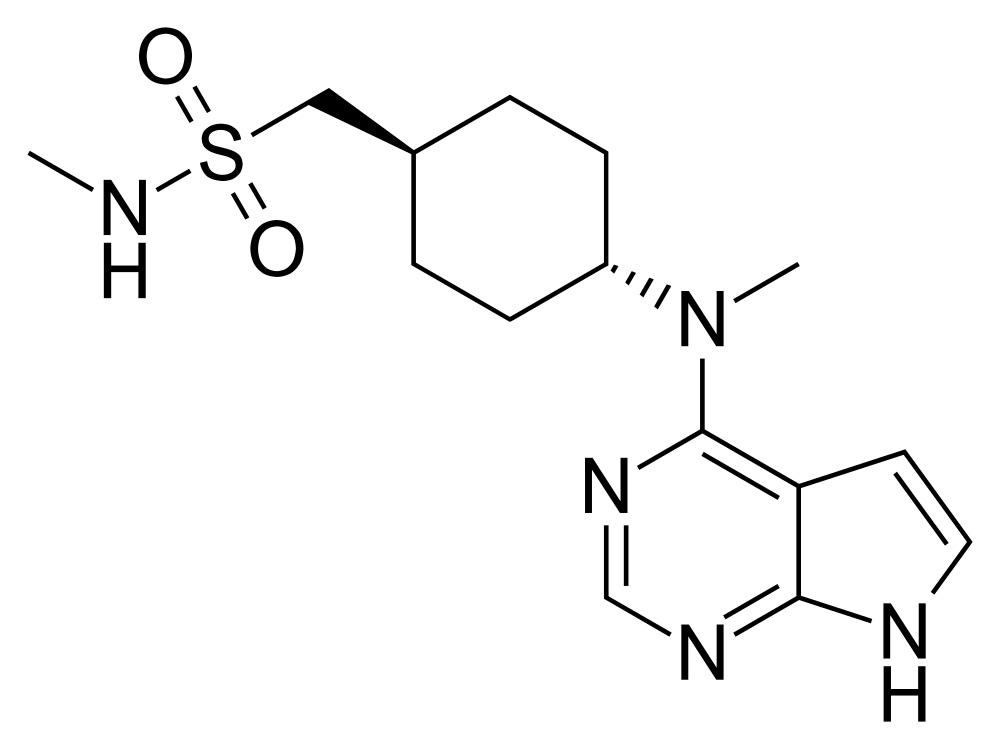 oclacitinib molecular structure