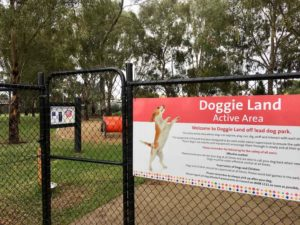 torrens road dog park