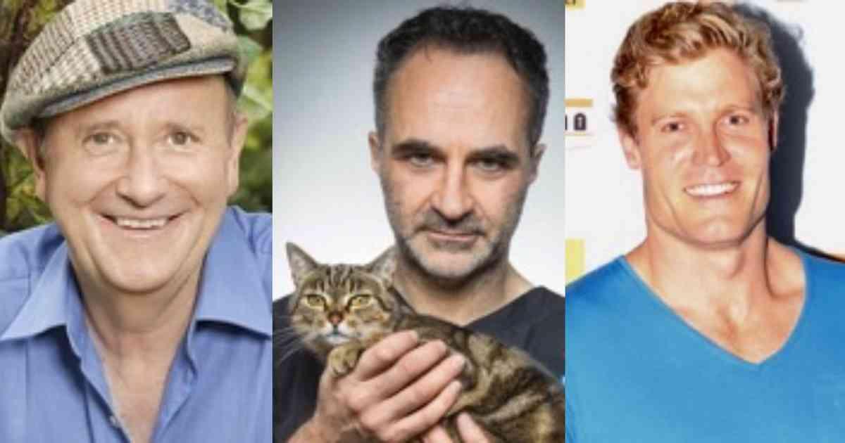 famous male vets
