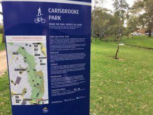 carisbrooke salisbury info