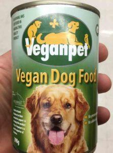 vegan dog diet