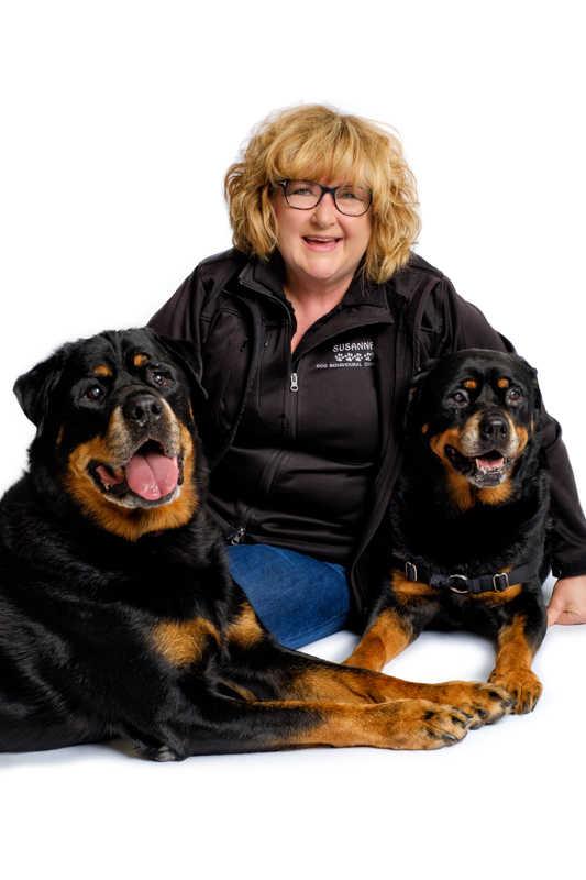 suzanne puppy trainer