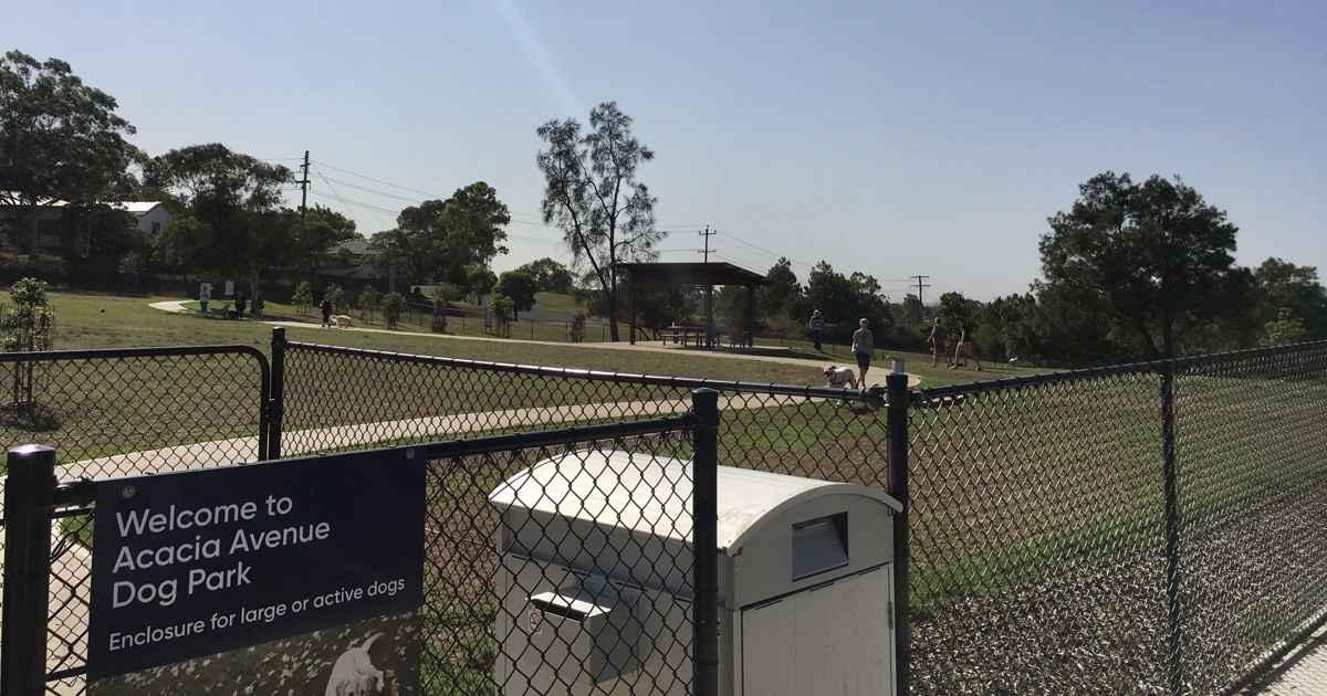 newcastle dog park