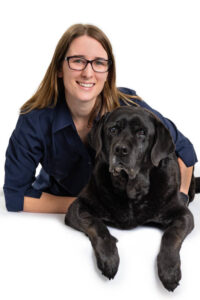 senior vet nurse