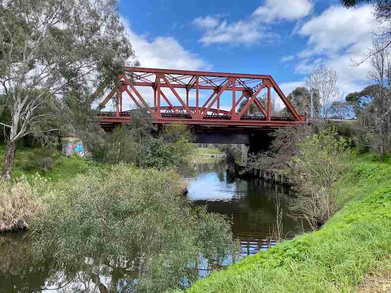 torrens rail bridge