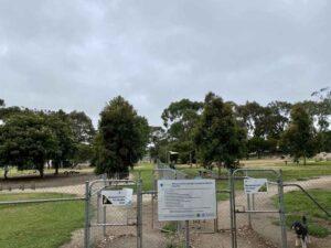 Hastings Cunningham Dog Park