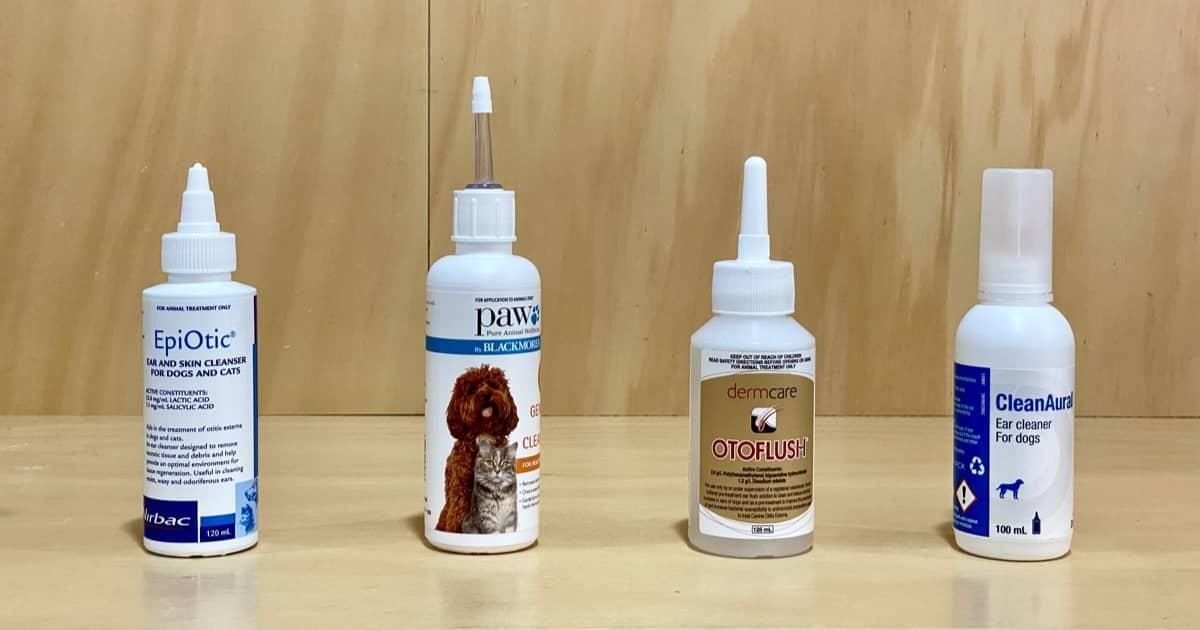 australian dog ear flush